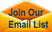 Join our email list to be the first to hear about sales and special events on business cards